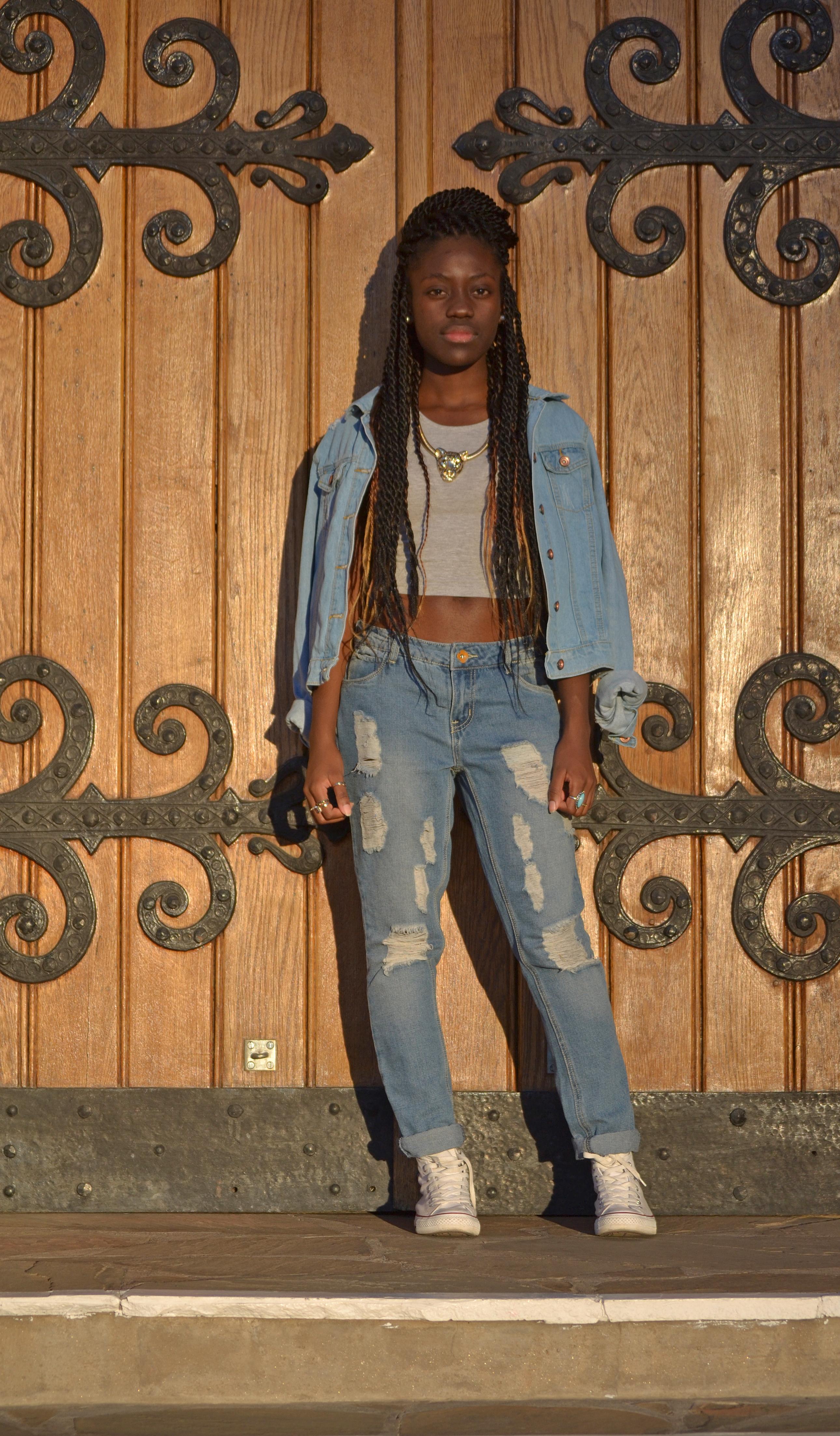 boyfriend jeans   Victoria's Fashion Diary